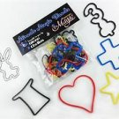 ROYAL MIRACLE MAGIC BANDZ Magic Trick Silly Bands Toy