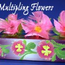 MULTIPLYING FEATHER FLOWERS Split Visual Comedy Magic Trick Clown Kid Beginner