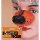 DOG NOSE Rubber Animal Costume Mask Toy Funny Joke Kid