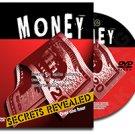 MONEY MAGIC DVD Dollar + Coin Tricks Close Up Secrets