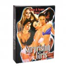 Funny SURPRISING SEXY GIRLS Joke Pocket Magic Trick Cards Adult Gag Fat Pick A