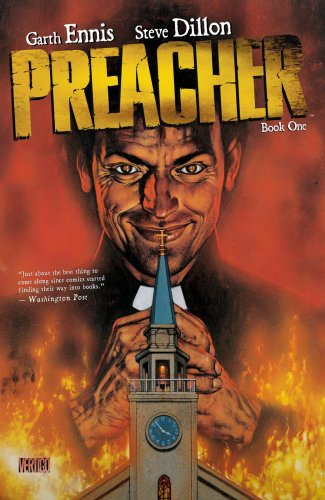 PREACHER comics 80+ issues MEGA Lot