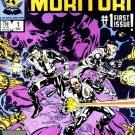 Strikeforce: Morituri - Marvel Comics 32 issues