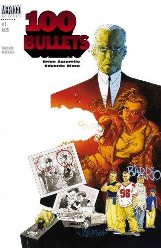 100 Bullets comics complete 100+ issues Digital