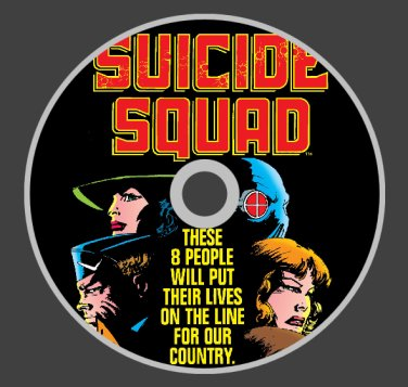 Suicide Squad Comics DC - Digital Edition 140+ issues
