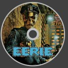 EERIE ARCHIVES COMICS MAGAZINE DARK HORSE ON DVD +MORE