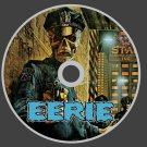 EERIE ARCHIVES COMICS MAGAZINE DARK HORSE ON DVD +MORE