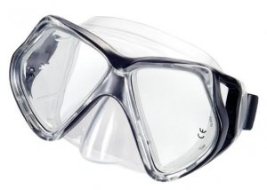 SCUBA DIVING MASK DIVE AND SWIM MASK INCREASED VISION