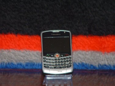 Pre-Owned Verizon Grey Blackberry Curve 8330 Cell Phone