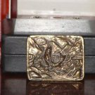 Pre-Owned Vintage Adezy Fisherman 1975 Belt Buckle