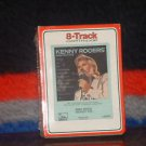 New Vintage Collectors Kenny Rodgers Greatest Hits 8-Track- With Songs