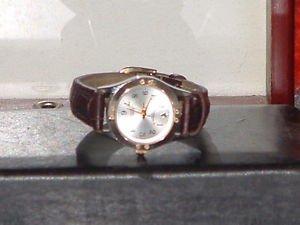 Women�s Gruen Precision Diamond Quartz Analog Watch