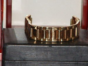 Pre Owned Thick Akribos XXIV 6 ¾  Inch Watch Band