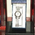 New Women's Spiegel Silver Tone Quartz Analog Dress Watch
