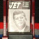 Pre Owned  1963 December 12 Jet Kennedy Edition Magazine