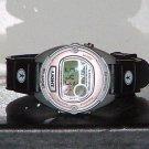 Pre-Owned Women's Pink & Black Armitron 45/6853 Digital Quartz Watch