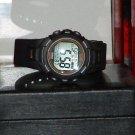 Pre-Owned Men's Black & Grey Timex 1440 Sports Digital Watch