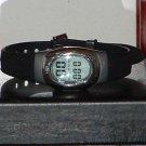 Pre-Owned Women's Black & Silver Dakota Sports Digital Watch