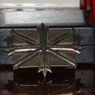 Pre-Owned  Spike Itsus Metal Belt Buckle