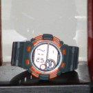 Pre-Owned Men's Armitron Grey & Orange 40/8320 Digital Sports Watch