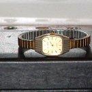 Pre-Owned Women's Vintage Helbros  Stretch Band Dress Analog Quartz Watch