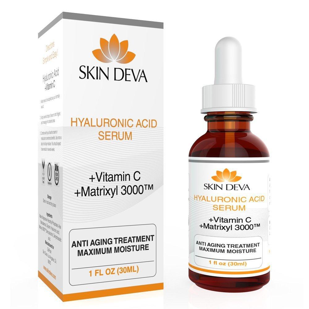 Hyaluronic Acid with Vitamin C