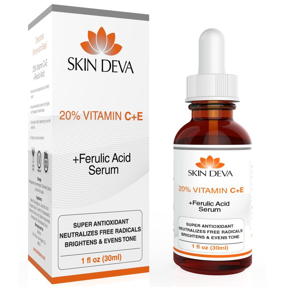 Vitamin C + E 20% serum with ferulic acid