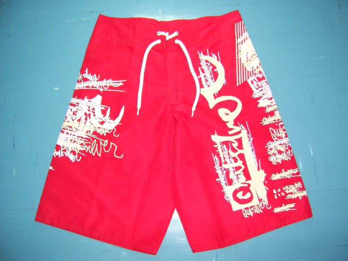 QUIKSILVER PAINT EDT SURF BOARD SHORTS/ waist 30 to 38/ (also sell BILLABONG, RIPCURL, ONEILL)