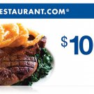 Buy Restaurant.com Gift Cards Value $100