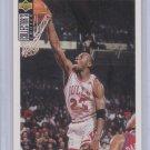 """Michael Jordan 1994-95 Upper Deck Basketball GERMAN """"""""Salute To Jordan #240  Bulls"""