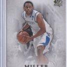 Darius Miller 2012-13 UD SP Authentic #38 Kentucky Wildcats