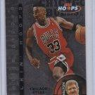Scottie Pippen 1997-98 NBA Hoops TALKIN' HOOPS #5 of 30  Chicago Bulls
