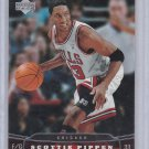 Scottie Pippen 2004-05 Upper Deck Basketball #17  Chicago Bulls