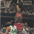 Scottie Pippen 1996-97 Topps NBA Stars #36 Chicago Bulls