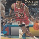 Scottie Pippen 1996-97 Topps NBA Stars #136 Chicago Bulls