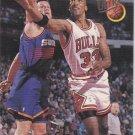 Scottie Pippen 1993-94 Fleer Ultra Basketball #34 Chicago Bulls