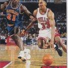 Scottie Pippen 1993-94 Topps Stadium Club #300  Chicago Bulls