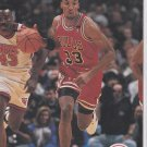 Scottie Pippen 1994-95 NBA Hoops Basketball #30  Chicago Bulls