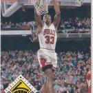 Scottie Pippen 1993-94 Upper Deck Breakaway Threats #449 Chicago Bulls