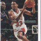 Scottie Pippen 1996-97 Fleer Basketball #15  Chicago Bulls