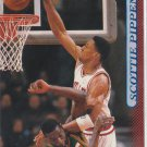 Scottie Pippen 1996-97 Topps Stadium Clubs #1 Chicago Bulls