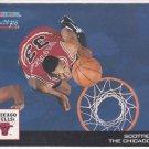 Scottie Pippen 1993-94 NBA Hoops  Scoops #HS4 Chicago Bulls