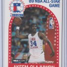 Hakeem Olajuwon 1989-90 NBA Hoops All-Star Game #176 Houston Rockets