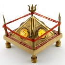 Baglamukhi Yantra Chowki by Sound Of Vedas