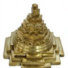 Brass Shreeyantra by Vedic Vaani