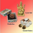 Wealth Prosperity Kit by Vedic Vaani