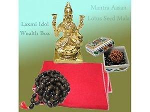 Laxmi Mantra Kit for daily Japa of godesses MahaLaxmi by Vedic Vaani
