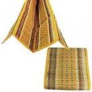 Multi Fold Kusha Mat for Dyana, Yoga and Meditation by Vedic Vaani