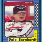 1991 Maxx Racing card #3 Dale Earnhardt