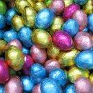 Foiled Chocolate eggs 500g